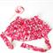 """Size 3 - Party """"Cherry Blossom"""" Flutter Skirt"""