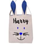 Personalised Easter Basket - Easter Bunny Bucket