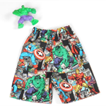 "Size 7 and 8 - ""Super Hero"" Shorts"