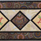 Australiana table runner - 'Mugungalyi Circles'