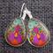 Allira~Lever Back Earrings
