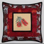 Australiana cushion cover -' Amicitia'