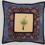 Australiana cushion cover - 'Yalke'