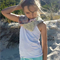 FREE SHIPPING  - The Wanderer - kids Infinity Scarf in Multicolour
