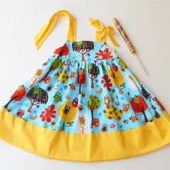 """Size 2 - """"What a Hoot"""" Party Dress"""