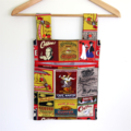 Laundry Fun Peg Bag - Vintage Coffee Scenes