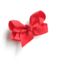 Red boutique bow