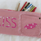 Funky Jeans Pencil Case - Kiss