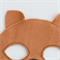Wombat Mask  - Australian Animal - Felt- Book Week - Costume