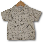 Natural Animals Boys Cotton Shirt