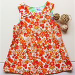 Reversible Dress 90's FLORAL & VINTAGE FLORAL Size 2