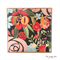 Love Floral Blank Greeting Card