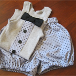 JUMPED UP Singlet Set/Nappy Cover/Pants Set