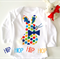 Easter Bunny Baby's 1st Easter Boys Bunny Onesie All sizes Available