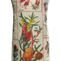 Metro Retro Western Australia Wildflowers Vintage Tea Towel Apron Christmas Gift