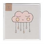 GIRL CLOUD - MINI CARD