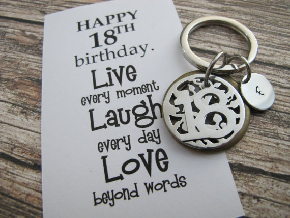 18th Birthday Gifts For Him Gift Son Personal