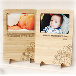 Mother's Day photo card gift frame home decor Mothers Mum Nanny Nanna Mummy