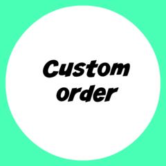 Custom order for Cassie