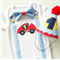 1st Birthday Racing Car Theme Baby Boy Onesie & Party Hat All Sizes Available