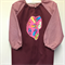 Age 5-8 years. Art smock with summer shoes