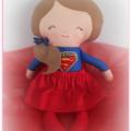Supergirl Softie Doll