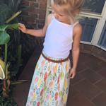 Woodland Maxi Skirt
