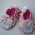 Pink Bunny Shoes