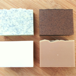 SPECIAL OFFER - any four soaps for $20