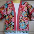 'Kristy Kimono' Jacket