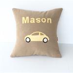 Baby Cushion - Child Cushion - Personalised Cushion