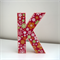 3D Decorative Letters- 1 Letter