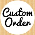Custom order for Rebecca - 2 x pencil cushions
