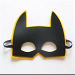 Yellow Batmask