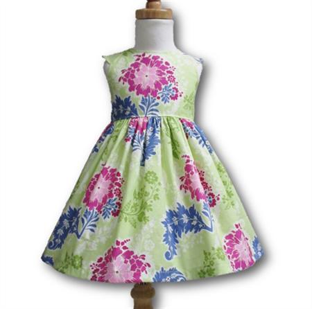 Tea Party Dress (SIZE 2)