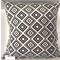Real Living White cushion cover