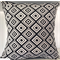 Real Living Black cushion cover