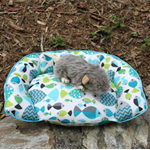 small pet bed for piggies ,rats ,kittens ,mice ,chinchillas .
