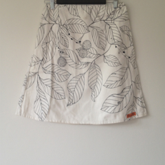 Autumn Leaves A-line Skirt