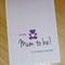 New Mum - Mum to be - baby shower - congratulations card
