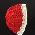 Handmade Crocheted Baby's Hat