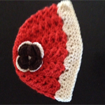 Handmade Crocheted Baby's Hat