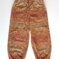 Girls or Boys Leopard Print Play / Harem Pants Size 3