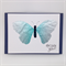Missing You Card - Large Blue butterfly