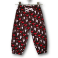 Girls Hearts Play Pants (sizes 2 & 4)