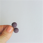 PEBBLE earring -