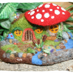 Fairy House - Willowglow Hollow
