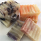 Vegan Guest Soap with Cocoa & Organic Shea Butters, and Coconut Cream