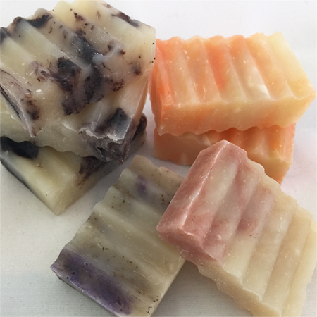 Luxury Vegan Guest Soap with Organic Shea Butter & Coconut Milk