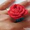 Miniature Rose Ring